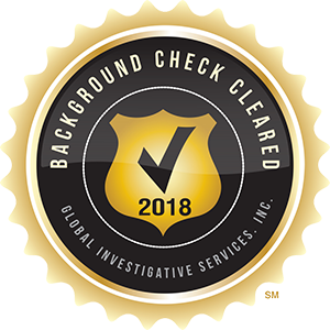 Background Check Cleared - Global Investigative Services, Inc.
