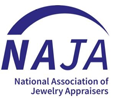 National Association of Jewelry Appraisers Logo